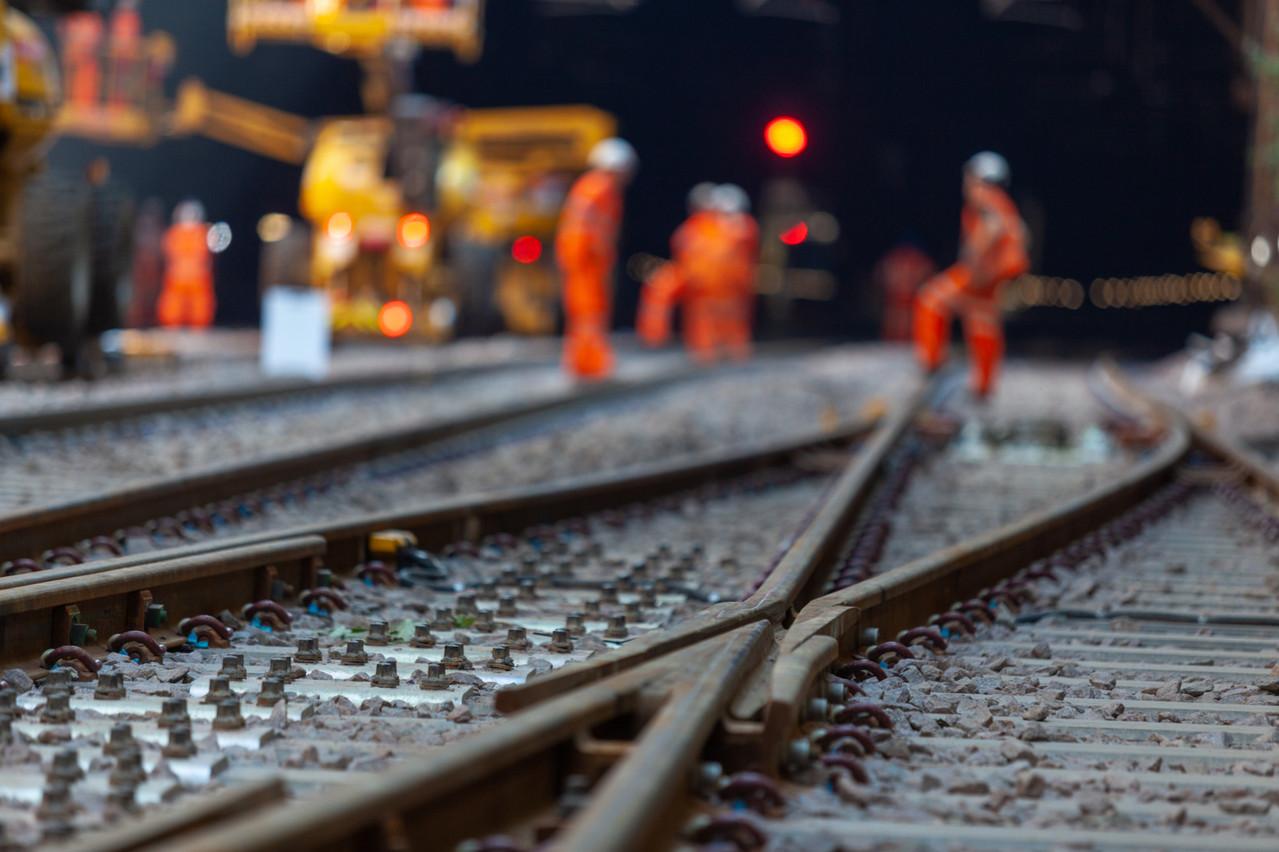 Comment améliorer les déplacements ferroviaires entre Metz et Luxembourg, et quel investissement y consacrer? Une étude sera réalisée, commandée par l'Union européenne. (Photo: Shutterstock)
