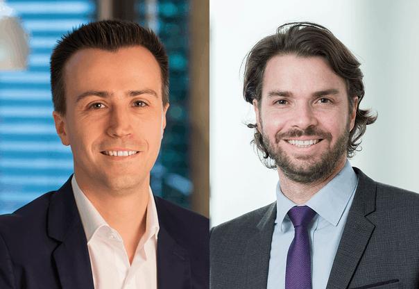 Laurent Berliner, Partner | EMEA FSI Risk Advisory Leader, et Bertrand Parfait, Partner | Risk Advisory chez Deloitte. (Photo: Deloitte Luxembourg)