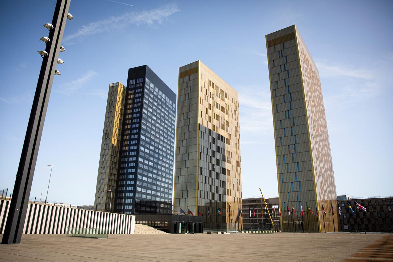 La tour C est la cinquième extension de laCour de justice de l'Union européenne. (Photo: Patricia Pitsch/Maison Moderne)