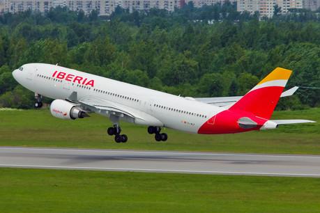 La compagnie Iberia, qui opérait les deux derniers vols dans l'affaire en cause, peut être attraite devant le tribunal de Hambourg d'où partait le premier vol. (Photo : Shutterstock)
