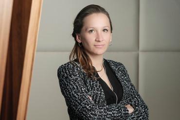Claire Guilbert (Photo:Arendt & Medernach)