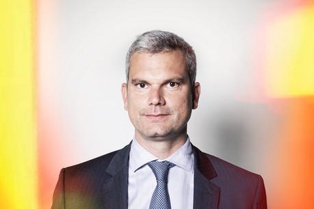 Alexandre Schmitz, Head of Business Development chez Banque Degroof Petercam Luxembourg. (Photo: Maison Moderne)