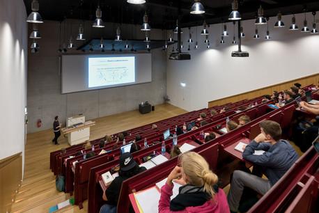 L'Uni se situe dans la fourchette allant de la 601e à la 700e placeparmi 2.000 universités dans le monde.  (Illustration: Nader Ghavami/Archives)