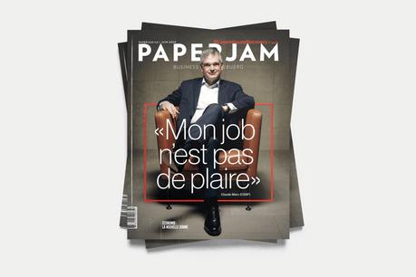 «Le secteur financier est mieux équipé qu'il y a 10 ans pour faire face aux situations d'urgence, mais il n'est pas immunisé», indique Claude Marx, directeur général de la CSSF, dans une interview à Paperjam. (Photo: Gaël Lesure)