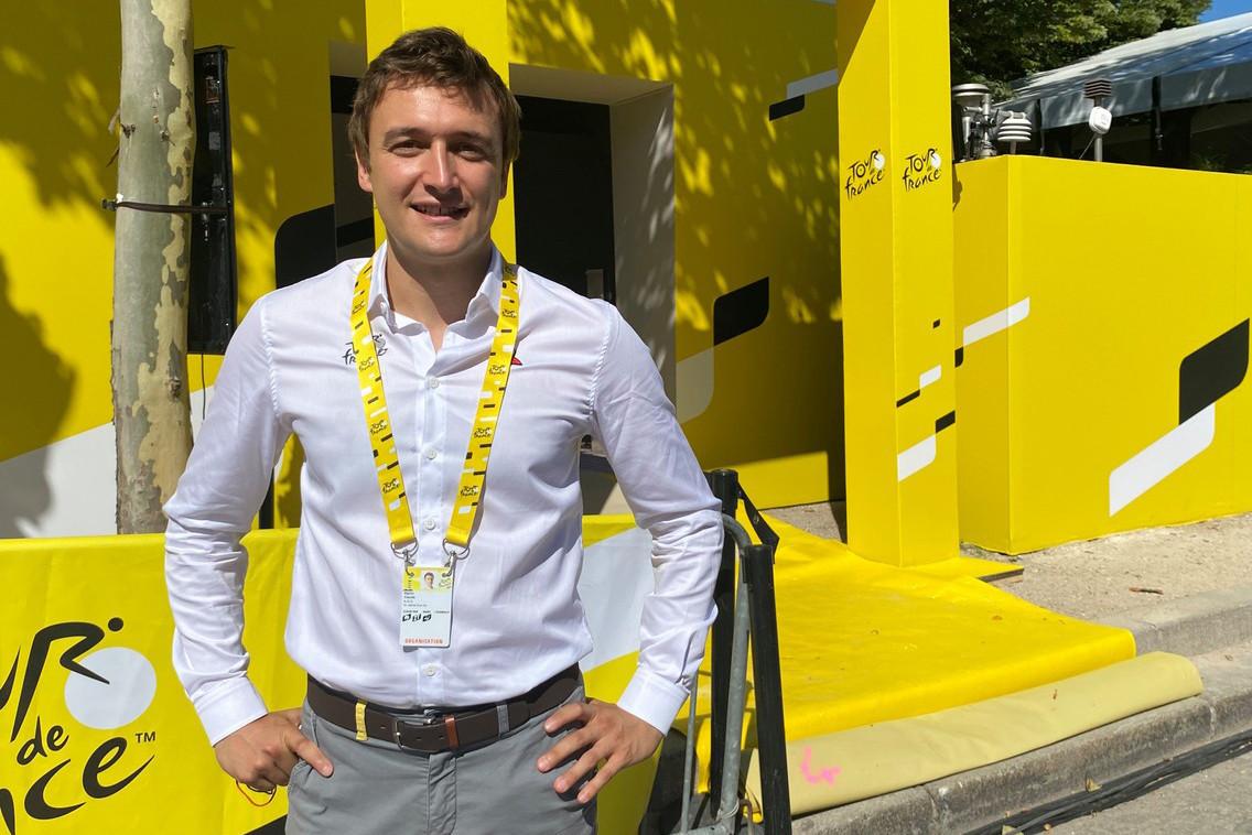 Comment créer de nouveaux événements sportifs dans de nouvelles régions en capitalisant sur l'expertise d'ASO, née du Tour de France? C'est la question à laquelle le Luxembourgeois ClaudeRach est confronté chaque jour. Un challenge en chasse un autre. (Photo: Paperjam)