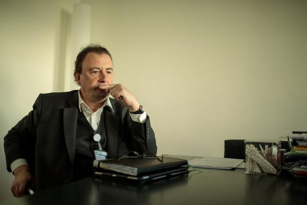ClaudeSchummer, le directeur général, semble être le fusible idéal pour faire retomber la pression aux HRS. (Photo: Matic Zorman/archives Maison Moderne)