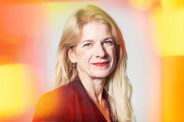 Véronique Simonin, Head of Sales & Strategic Key Partner Management chez SwissLife. (Crédit Photo: Maison Moderne)