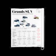 Huit modèles analysés de grands SUV. ((Photo: Maison Moderne))