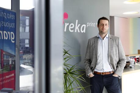 Frédéric Gillen estime que le label MyClimate permet de distinguer Reka de la concurrence. (Photo: Olivier Minaire)