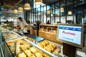 À la boulangerie, tous les produits sont bio, sauf la baguette premier prix. ((Photo: Nader Ghavami))