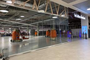 L'enseigne Hifi International ouvrira, le 10 octobre, son nouvel espace de vente sur les 1.000m² laissés vacants par Auchan. ((Photo: Maison Moderne))