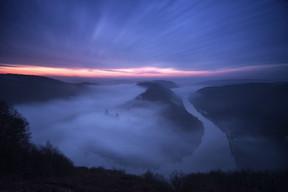 Un site de la boucle de la Sarre qui se situe dans une réserve naturelle. ((Photo: Shutterstock))