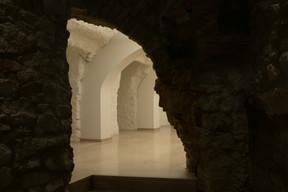 Vue du sous-sol. ((Photo: Matic Zorman/Maison Moderne))