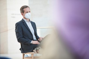 Yves Hoffmann (Mudam) ((Photo: Simon Verjus/Maison Moderne))