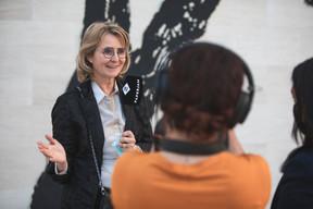 Sylvie Evrard (Kneip) ((Photo: Simon Verjus/Maison Moderne))