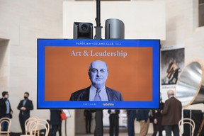Club Talk : Art & Leadership - 13.04.2021 ((Photo: Simon Verjus/Maison Moderne))