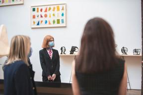 Anne-Sophie Preud'homme (PwC Luxembourg) ((Photo: Simon Verjus/Maison Moderne))