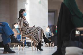Carine Lilliu (Mudam) ((Photo: Simon Verjus/Maison Moderne))