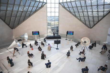 Club Talk: Art & Leadership - 13.04.2021 (Photo: Simon Verjus/Maison Moderne)