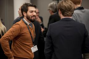 Jean François Quevrain ( Eurocomnetworks) ((Photo: Jan Hanrion / Maison Moderne))