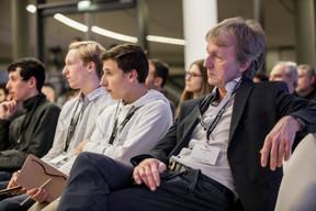 Pierre Petry (LGL) à droite ((Photo: Jan Hanrion / Maison Moderne))