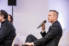 Club Talk : Blockchain - 22.01.2020 ((Photo: Jan Hanrion / Maison Moderne))