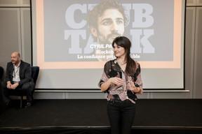 Julie Lhardit (Paperjam Club) ((Photo: Jan Hanrion / Maison Moderne))