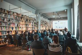 Paperjam Club - En conversation avec Nicolas Mackel - 21.05.2019 ((Photo: Patricia Pitsch / Maison Moderne))