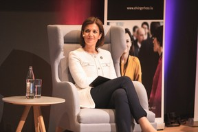 Julie Becker (Bourse de Luxembourg) ((Photo: Simon Verjus/Maison Moderne))