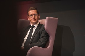 Olivier Carré (PwC Luxembourg) ((Photo: Simon Verjus/Maison Moderne))