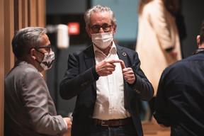 Denis Fellens (InterLycées) ((Photo: Simon Verjus/Maison Moderne))