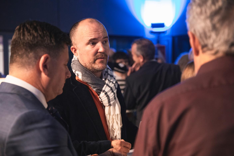 Club Talk: In Conversation with Christos Christou, Médecins Sans Frontières International President - 06.10.2021 (Photo: Simon Verjus/Maison Moderne)