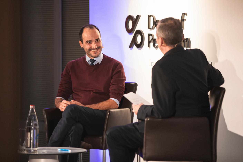 Christos Christou (Médecins Sans Frontières) (Photo: Simon Verjus/Maison Moderne)