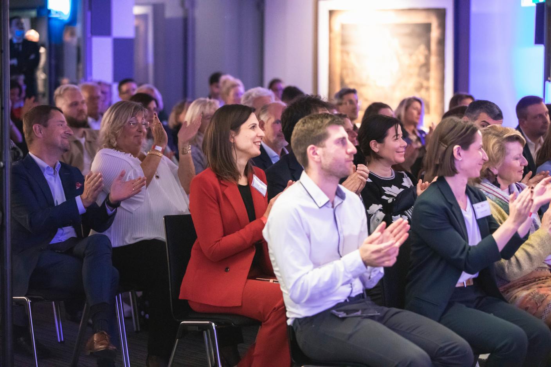 Club Talk: In Conversation with Christos Christou, Médecins Sans Frontières International Président - 06.10.2021 (Photo: Simon Verjus/Maison Moderne)
