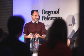 Christos Christou (Médecins Sans Frontières) ((Photo: Simon Verjus/Maison Moderne))