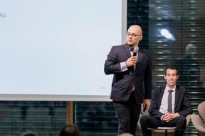 Daniel Riedel (Bonn Steichen & Partners) ((Photo: Jan Hanrion / Maison Moderne))