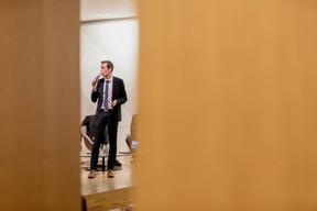 Pol Mellina (Bonn Steichen & Partners) ((Photo: Jan Hanrion / Maison Moderne))