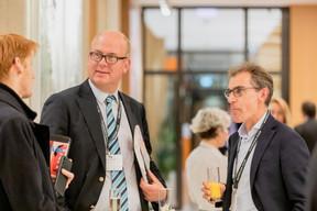 Raf Bogaerts (Gestador), à gauche ((Photo: Jan Hanrion / Maison Moderne))