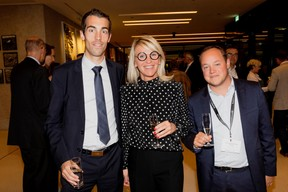 Club Talk: Nouvelle ère fiscale - 25.09.2019 ((Photo: Jan Hanrion / Maison Moderne))