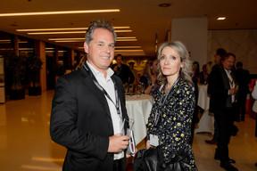 François Petit (Lux Advisory) et Gaëlle Felly (Bonn Steichen & Partners) ((Photo: Jan Hanrion / Maison Moderne))