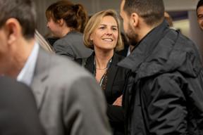 Sandrine Bareel (BPI) ((Photo: Jan Hanrion / Maison Moderne))