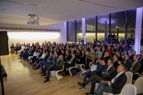 Club Talk : Real estate market: Evolution & Trends - 13.02.2020 ((Photo: Jan Hanrion / Maison Moderne))