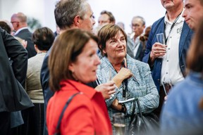 Michèle Detaille (Alipa Group) ((Photo: Jan Hanrion/Maison Moderne))