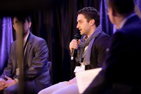 Gianluca Marinelli (Jonk Entrepreuneuren Luxembourg asbl) ((Photo: Jan Hanrion/Maison Moderne))