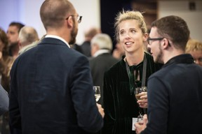 Stéphanie Damgé (Jonk Entrepreneuren asbl) ((Photo: Jan Hanrion/Maison Moderne))