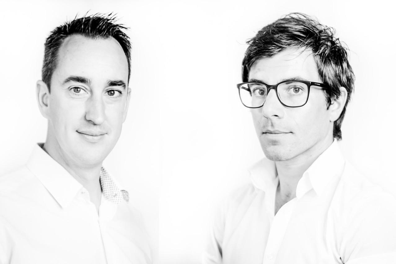 Bastien Claudot et Fabian Kopeinig, Ingénieurs Project Managers & Associés-Gérants. (Photo: DR)