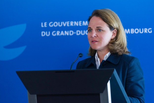 Corinne Cahen, ministre de la Famille et de l'Intégration © SIP / Jean-Christophe Verhaegen, tous droits réservés