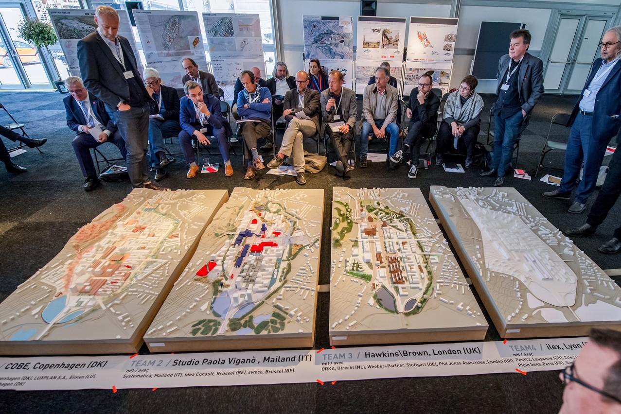 C'est le projet danois qui a été retenu pour lifter le site d'Esch-Schifflange. (Photo: DR)