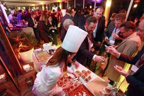 Cocktail Dinner Mipim au Radisson Blu organisé par Inowai ((Photo: Valéry Trillaud))