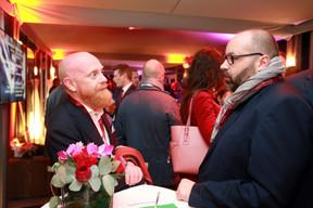 Stéphane Merlet (Leasinvest) et Sven Janssens (Homeinvest) ((Photo: Valéry Trillaud))